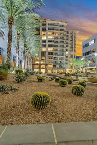 2211 E Camelback Road #705, Phoenix, AZ 85016 (MLS #6072959) :: The Laughton Team