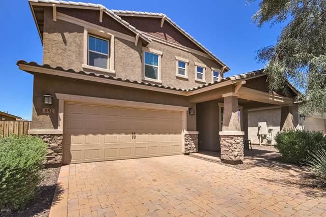 282 N Crosscreek Drive, Chandler, AZ 85225 (MLS #6073010) :: Lux Home Group at  Keller Williams Realty Phoenix