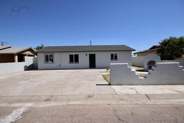 3631 W Chambers Street, Phoenix, AZ 85041 (MLS #6073041) :: The W Group