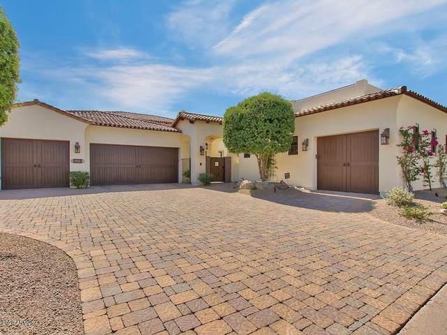 6615 N 39TH Way, Paradise Valley, AZ 85253 (MLS #6073047) :: The Everest Team at eXp Realty