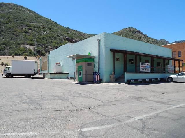 10 Copper Queen Plaza, Bisbee, AZ 85603 (MLS #6073050) :: Brett Tanner Home Selling Team