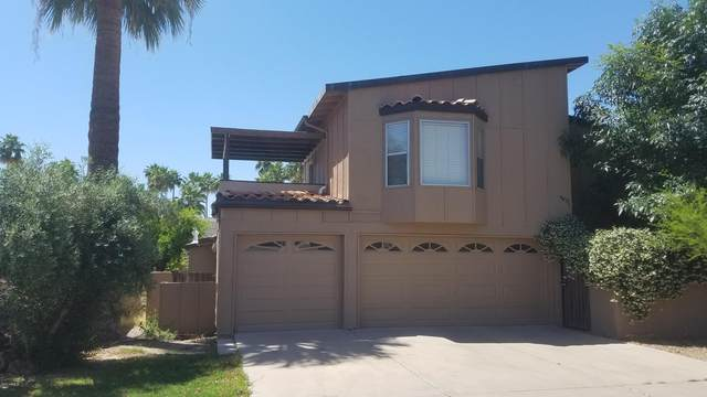 7301 E Rancho Vista Drive #6, Scottsdale, AZ 85251 (MLS #6073074) :: Howe Realty