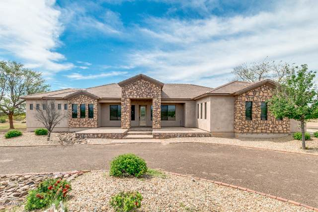 31307 N 222ND Drive, Wittmann, AZ 85361 (MLS #6073119) :: The W Group