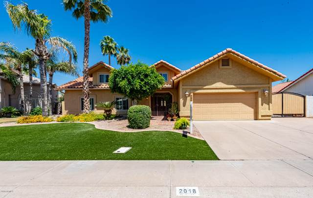 2018 E Marquette Drive, Gilbert, AZ 85234 (MLS #6073203) :: Riddle Realty Group - Keller Williams Arizona Realty