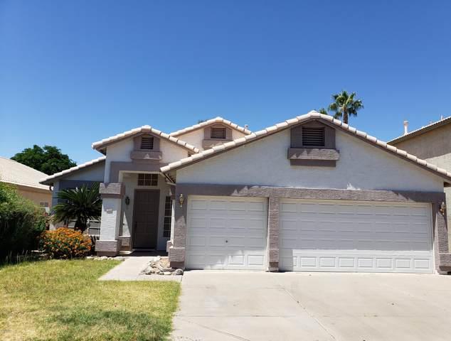764 N Bradley Drive, Chandler, AZ 85226 (MLS #6073289) :: Brett Tanner Home Selling Team