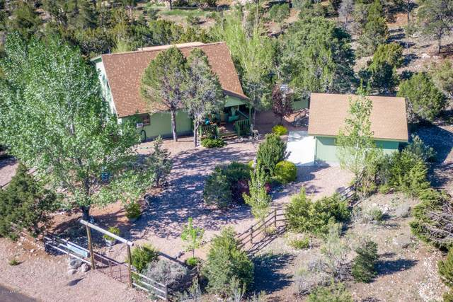 1565 Pineridge Lane, Heber, AZ 85928 (MLS #6073337) :: The W Group