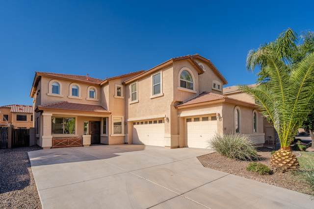 1184 W Dana Drive, San Tan Valley, AZ 85143 (MLS #6073340) :: Riddle Realty Group - Keller Williams Arizona Realty