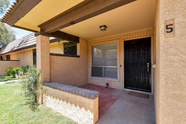 9003 W Elm Street #5, Phoenix, AZ 85037 (MLS #6073362) :: The W Group