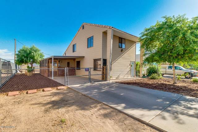 655 E 9TH Avenue, Apache Junction, AZ 85119 (MLS #6073370) :: Revelation Real Estate