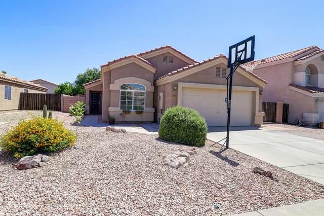 11163 W Madeline Christian Avenue, Surprise, AZ 85378 (MLS #6073376) :: Homehelper Consultants