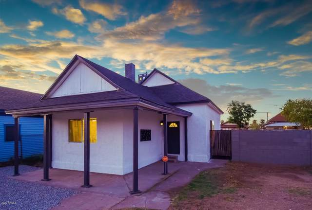 1202 W Polk Street, Phoenix, AZ 85007 (MLS #6073388) :: neXGen Real Estate