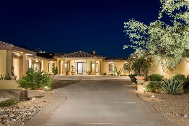9045 E Chino Drive, Scottsdale, AZ 85255 (MLS #6073390) :: Lux Home Group at  Keller Williams Realty Phoenix