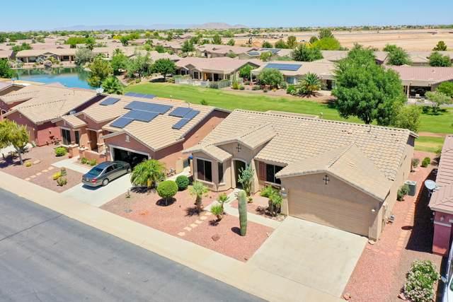 42336 W North Star Drive, Maricopa, AZ 85138 (MLS #6073396) :: neXGen Real Estate