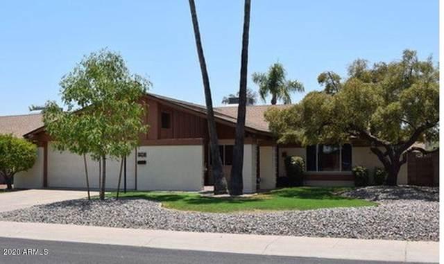 2649 E Sylvia Street, Phoenix, AZ 85032 (MLS #6073414) :: Nate Martinez Team