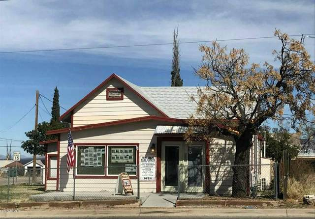 204 W Fremont Street, Tombstone, AZ 85638 (MLS #6073452) :: Midland Real Estate Alliance