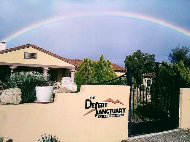 12050 S Desert Sanctuary Road, Benson, AZ 85602 (MLS #6073539) :: Revelation Real Estate
