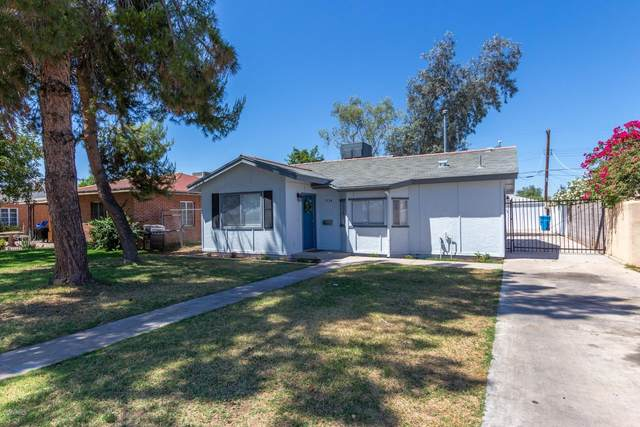 1534 E Culver Street, Phoenix, AZ 85006 (MLS #6073560) :: Openshaw Real Estate Group in partnership with The Jesse Herfel Real Estate Group