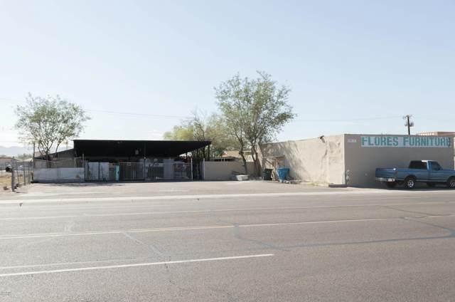 1119 E Buckeye Road, Phoenix, AZ 85034 (MLS #6073565) :: Conway Real Estate
