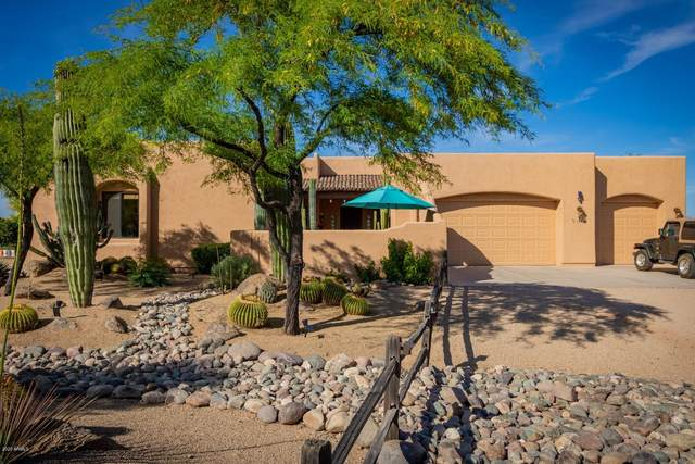 14434 E Monument Drive, Scottsdale, AZ 85262 (MLS #6073611) :: Conway Real Estate