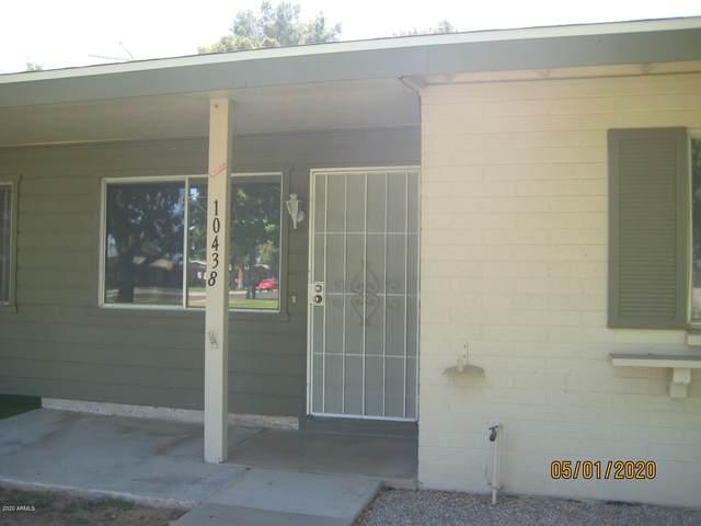 10438 W Deanne Drive, Sun City, AZ 85351 (#6073620) :: The Josh Berkley Team
