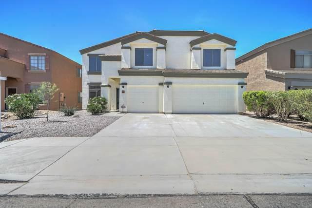 19152 N San Juan Street, Maricopa, AZ 85138 (MLS #6073753) :: The W Group