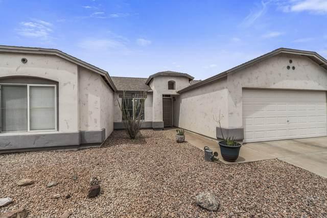 1340 E Rosemary Trail, Casa Grande, AZ 85122 (MLS #6073780) :: Yost Realty Group at RE/MAX Casa Grande