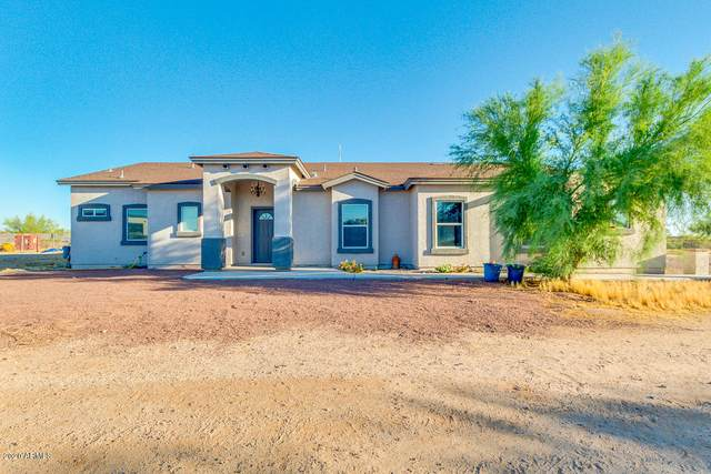 8667 N Palo Verde Road, Florence, AZ 85132 (MLS #6073801) :: Openshaw Real Estate Group in partnership with The Jesse Herfel Real Estate Group