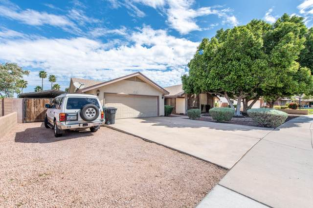 1614 E Glade Avenue, Mesa, AZ 85204 (MLS #6073807) :: The Bill and Cindy Flowers Team
