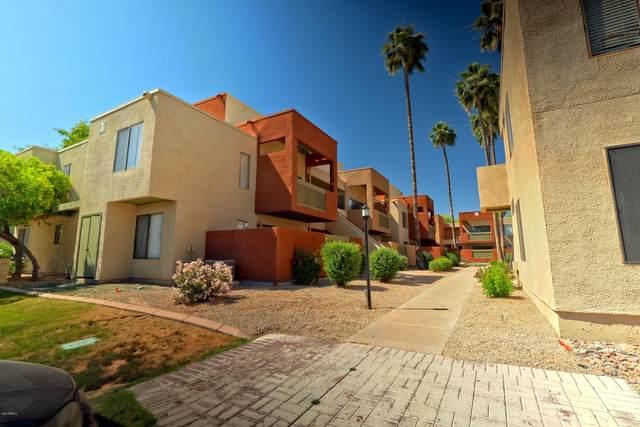 3500 N Hayden Road #304, Scottsdale, AZ 85251 (MLS #6073812) :: Devor Real Estate Associates
