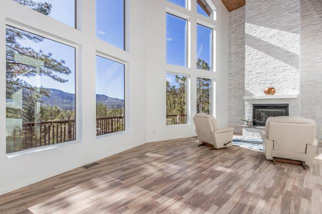5409 W Dripping Springs Drive, Pine, AZ 85544 (MLS #6073951) :: Conway Real Estate