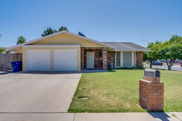 1508 E Harmony Avenue E, Mesa, AZ 85204 (MLS #6073980) :: My Home Group