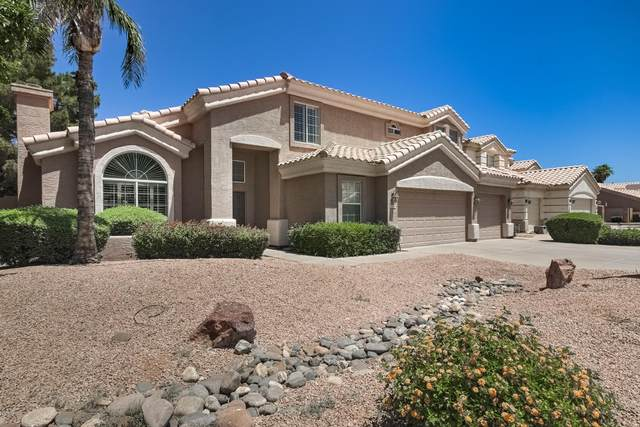 4448 E Tremaine Avenue, Gilbert, AZ 85234 (MLS #6073996) :: Revelation Real Estate