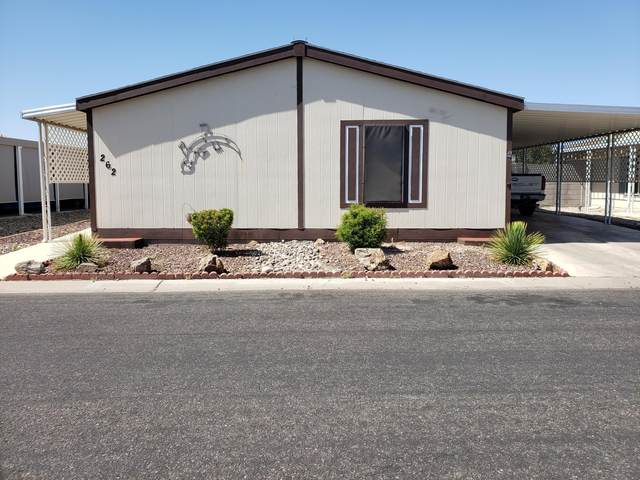 8601 N 103RD Avenue #262, Peoria, AZ 85345 (MLS #6074028) :: My Home Group