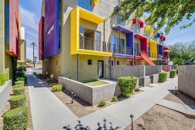529 E Ames Place, Phoenix, AZ 85004 (MLS #6074113) :: Keller Williams Realty Phoenix