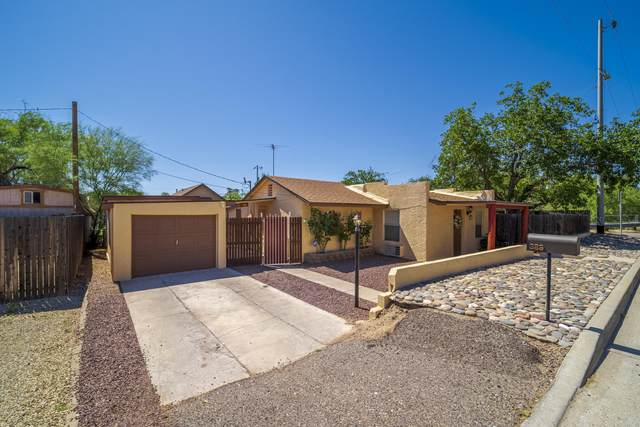 389 W Navajo Street, Wickenburg, AZ 85390 (MLS #6074135) :: Long Realty West Valley