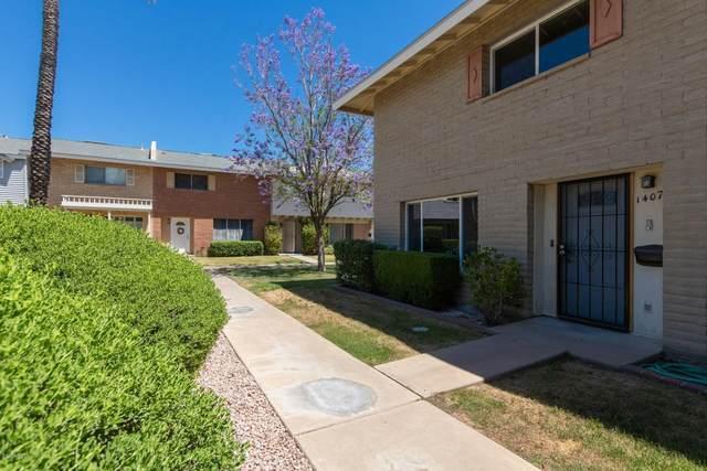 1407 N 44th Street, Phoenix, AZ 85008 (MLS #6074156) :: Yost Realty Group at RE/MAX Casa Grande