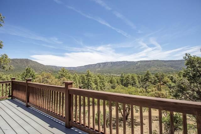 3496 N Pine View Drive, Pine, AZ 85544 (MLS #6074181) :: Keller Williams Realty Phoenix