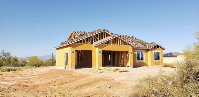 17124 E Desert Vista Trail #18, Rio Verde, AZ 85263 (MLS #6074193) :: Brett Tanner Home Selling Team