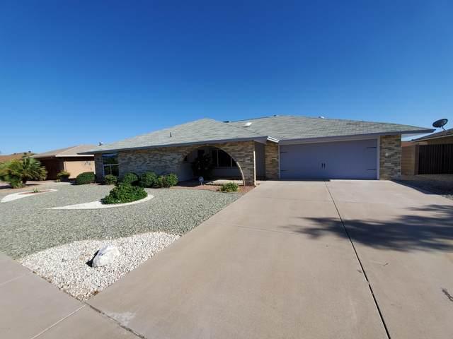 12819 W Jadestone Drive, Sun City West, AZ 85375 (MLS #6074197) :: Revelation Real Estate