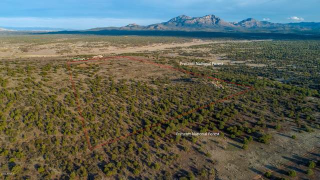 12080 N Buckbrush Circle, Prescott, AZ 86305 (MLS #6074299) :: Arizona Home Group