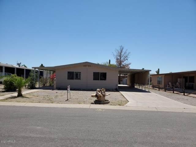 9715 E Edgewood Avenue, Mesa, AZ 85208 (MLS #6074384) :: Brett Tanner Home Selling Team