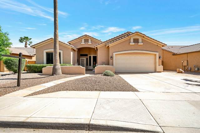 8537 E Natal Circle, Mesa, AZ 85209 (MLS #6074404) :: Revelation Real Estate