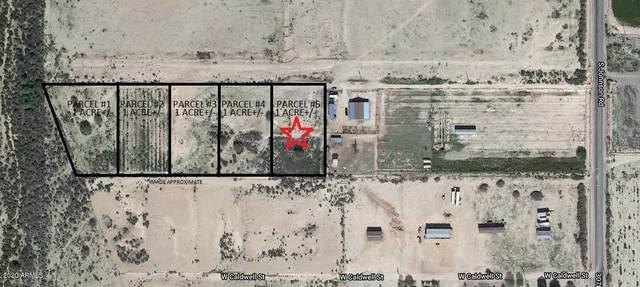 30823 W South Mountain Avenue, Buckeye, AZ 85326 (MLS #6074413) :: Devor Real Estate Associates