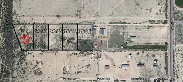 30915 W South Mountain Avenue, Buckeye, AZ 85326 (MLS #6074419) :: Kepple Real Estate Group