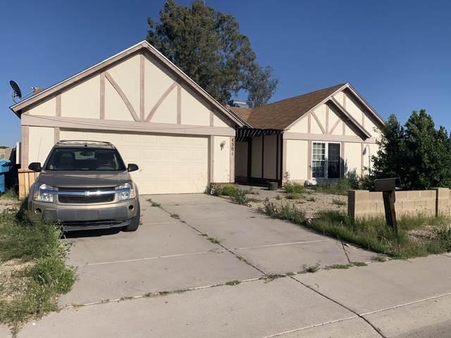 4501 N 106TH Drive, Phoenix, AZ 85037 (MLS #6074449) :: The W Group