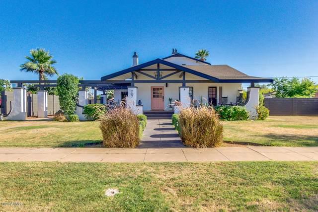 707 W Willetta Street, Phoenix, AZ 85007 (MLS #6074452) :: Keller Williams Realty Phoenix