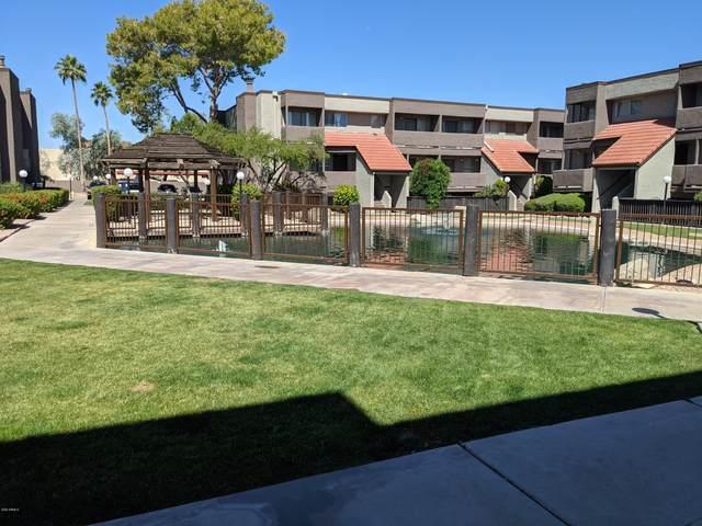 1645 W Baseline Road #1178, Mesa, AZ 85202 (MLS #6074544) :: Brett Tanner Home Selling Team