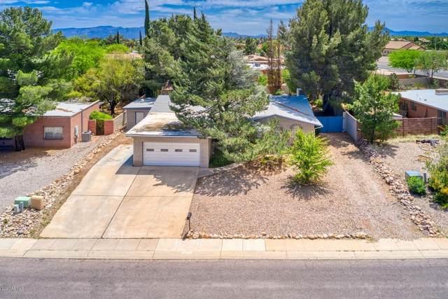 1480 Paseo San Luis, Sierra Vista, AZ 85635 (MLS #6074616) :: Service First Realty
