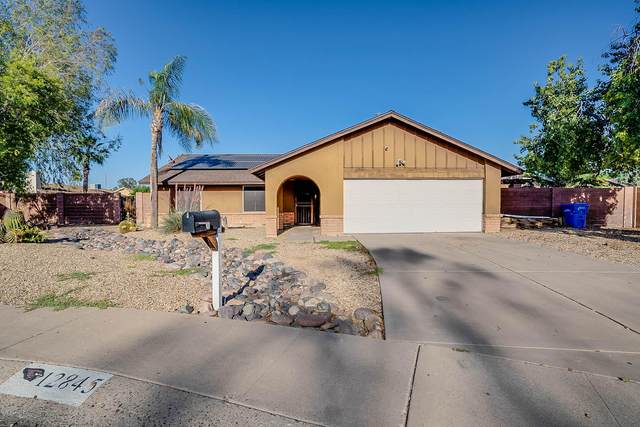 12845 N 42ND Drive, Phoenix, AZ 85029 (MLS #6074637) :: Revelation Real Estate