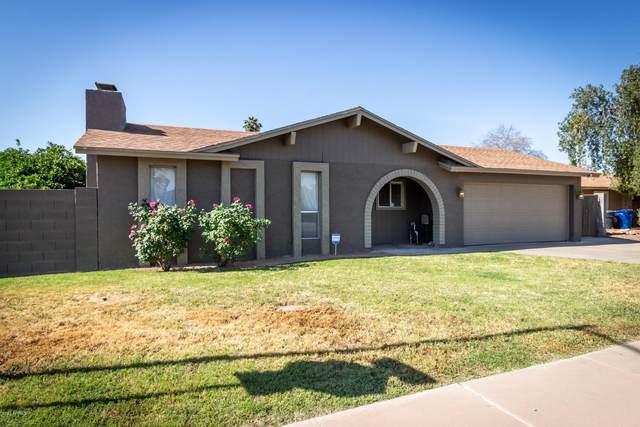 161 E Jasmine Street, Mesa, AZ 85201 (MLS #6074724) :: ASAP Realty